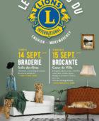 Inscrivez-vous dès maintenant à nos Braderie & Brocante du week-end des 14 et 15 septembre 2019 à Enghien