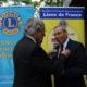 15/06 : Soirée de Passation entre les Présidents Daniel Beuglet et Charles Afrigan
