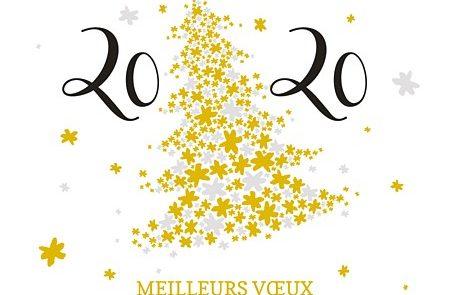 Meilleurs Vœux 2020 – SERVIR- Humanisme, Humanitaire